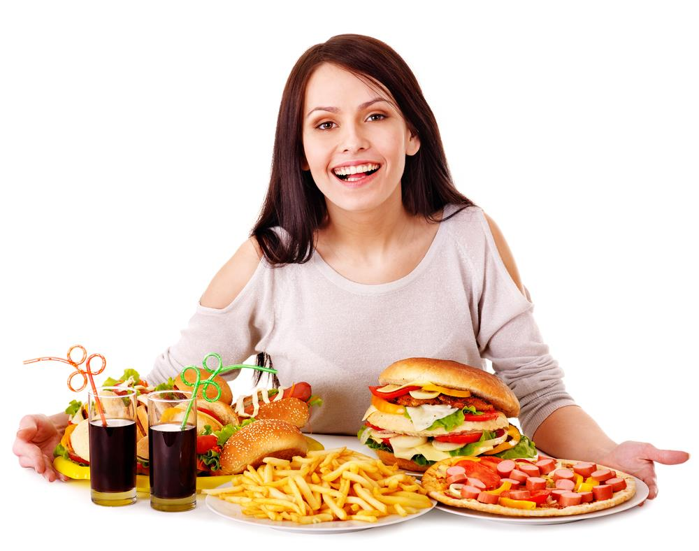 High Calorie Fast Food