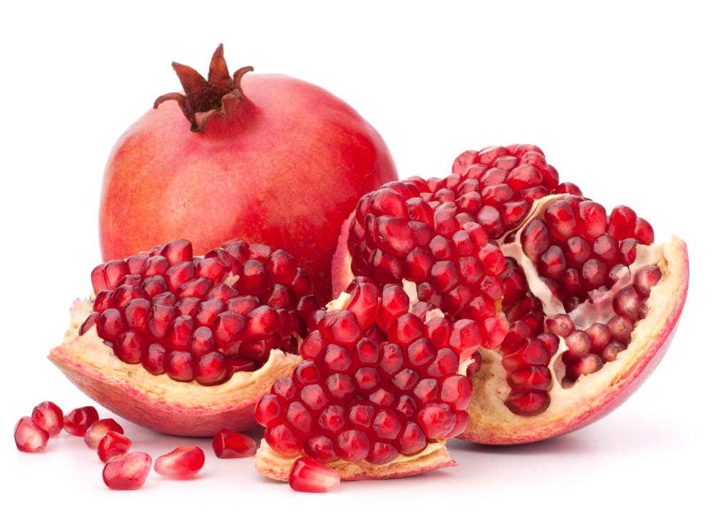Calories in a pomegranate
