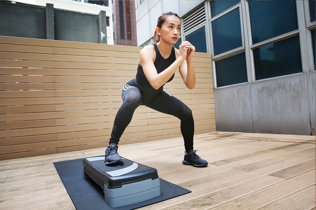 Improved Physical Fitness Through Training Workout