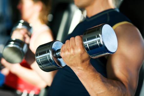 Photo of High Intensity Interval Training Workout for Improved Physical fitness