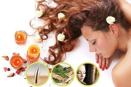 Photo of Natural Treatments For Hair Fall