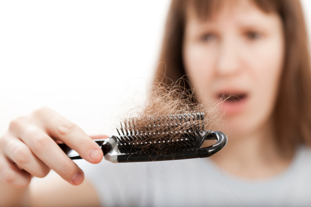 Photo of Battling With Hair Fall