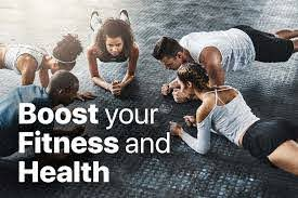 boost your fitness