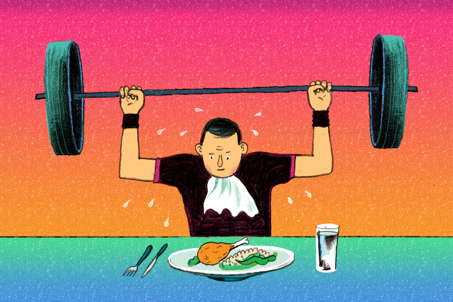 how much you should eat before exercise