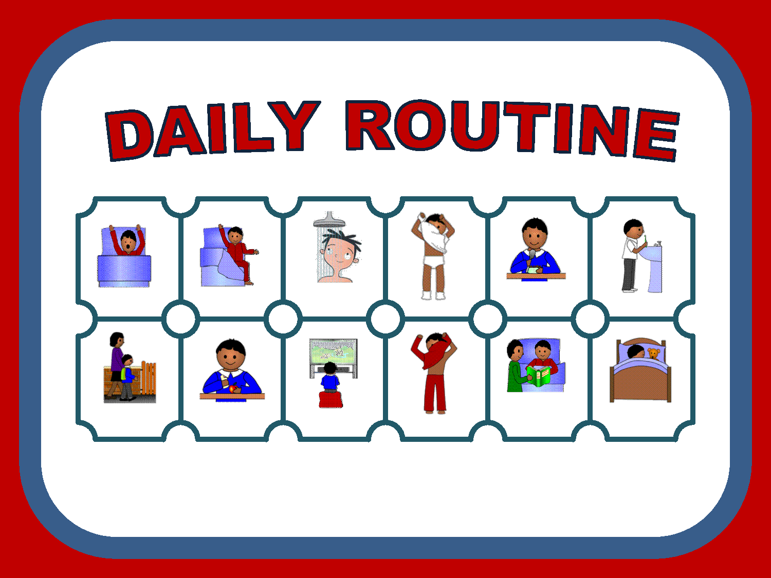 Photo of Daily Healthy Routine Guide