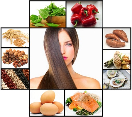 Photo of Foods That Can Support To Prevent Hair Loss