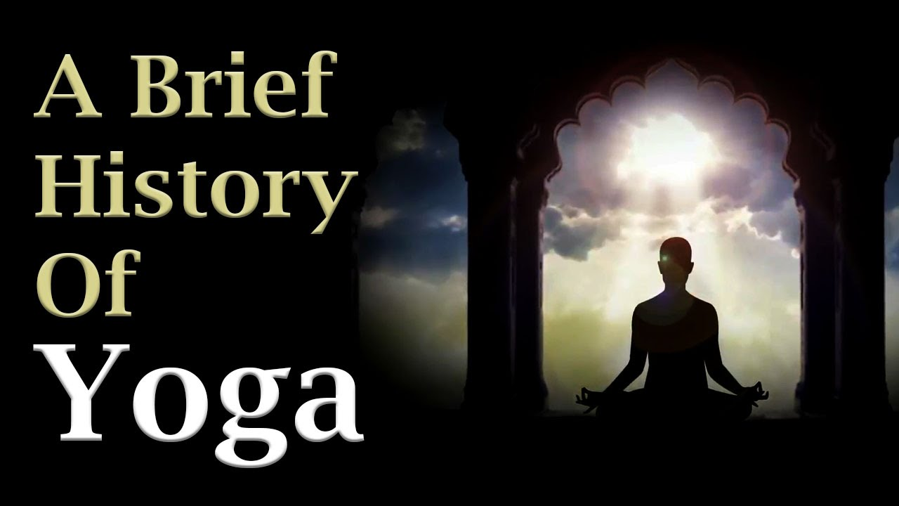 Histroy of Yoga